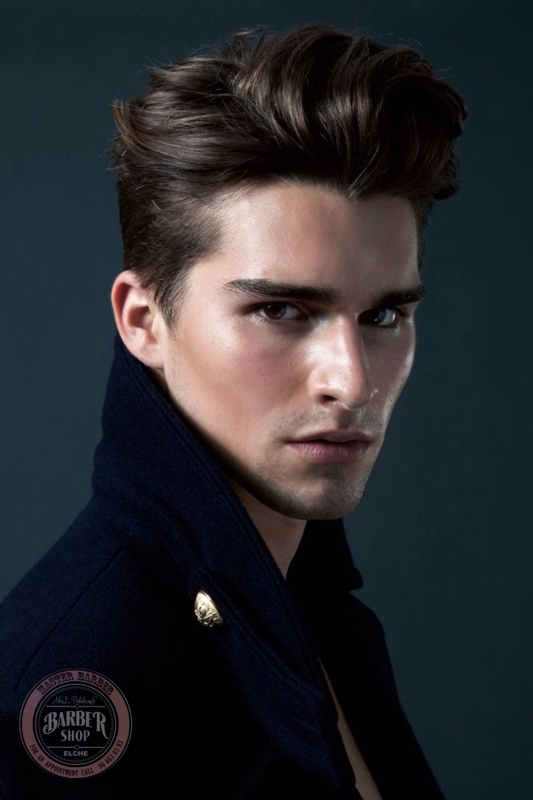 Some Light Gel Or Hair Spray Mousse With A Blow Dryer Mens Hairstyles Haircuts For Men Popular Mens Hairstyles