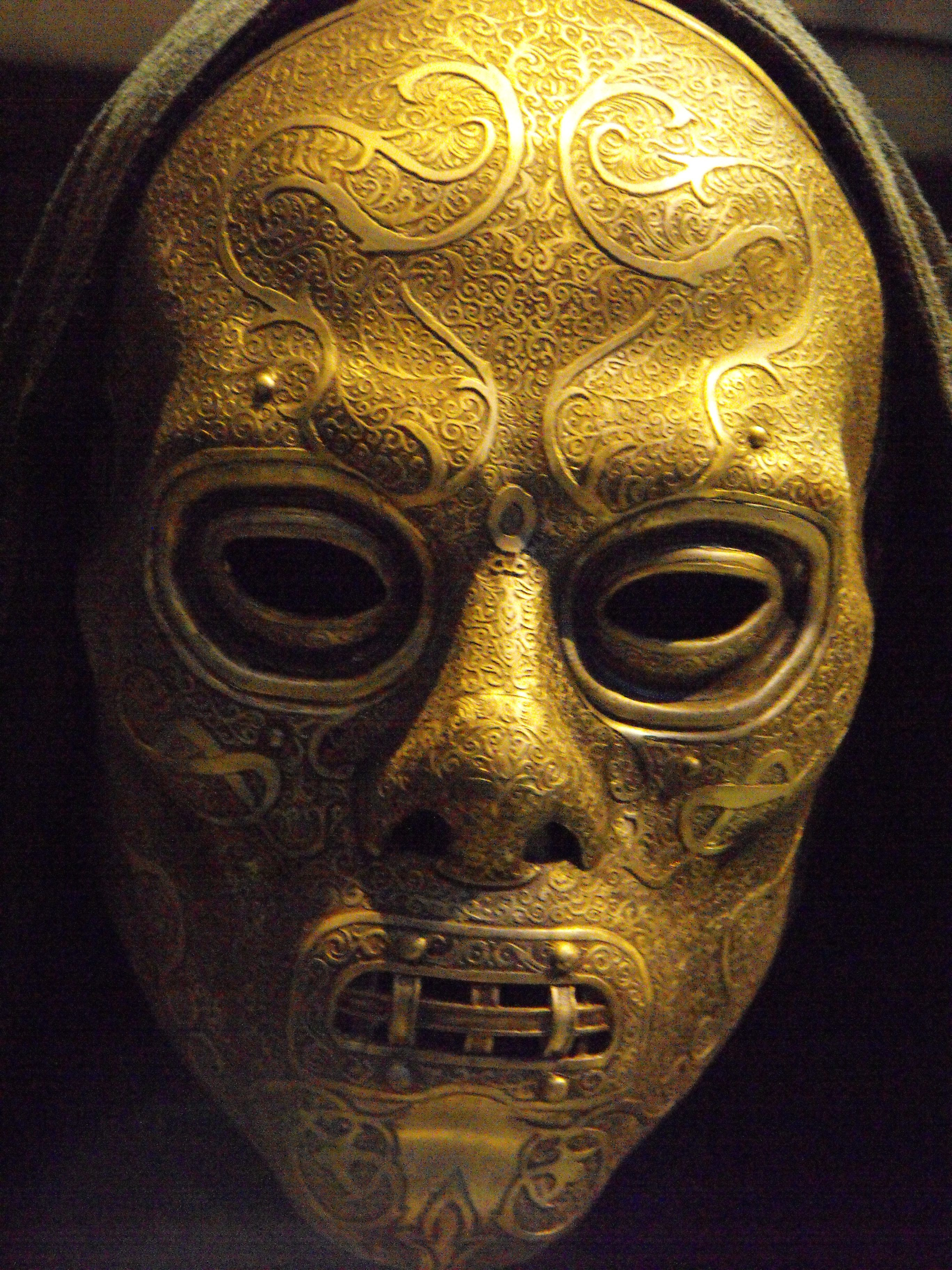 Harry Potter deatheater mask Magic Potter Pinterest