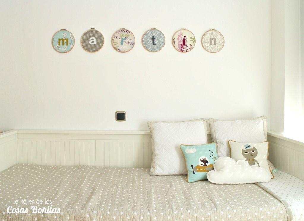 Habitaci n infantil para beb reci n nacido el taller de for Decoracion de la habitacion de nino y nina