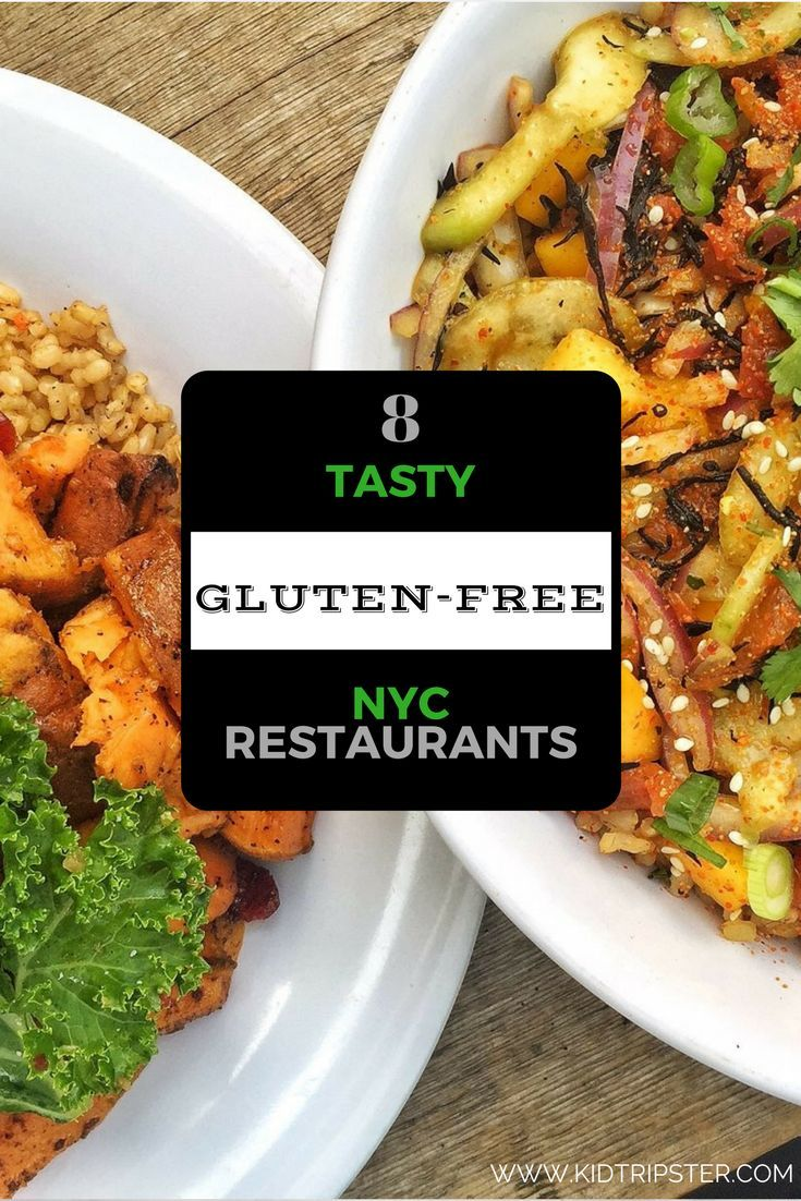 Gluten-Free Eats, New York City