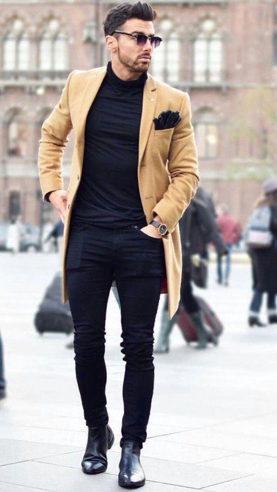 Moda Para Hombres Otoño Invierno Tendencias 2019 2020 Ropa De Hombre Casual Elegante Moda Ropa Hombre Estilo De Ropa Hombre
