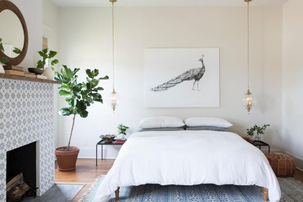 Get The Fixer Upper Look 43 Ways To Steal Joanna S Style Hgtv S Fixer Upper With Chip And Joa In 2020 Bedroom Designs For Couples Bedroom Diy Couples Master Bedroom