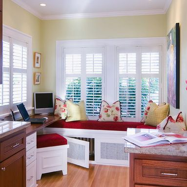 Window Seat Over Baseboard Heater Design Ideas Pictures Remodel Adorable Heater For Bedroom Decor Remodelling