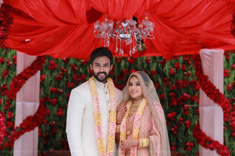Actor Arav Wedding Photos