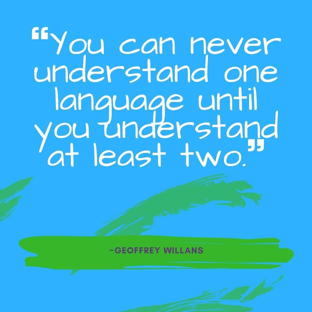Famous Quotes About Sharing: Great Quote To Share With ELLs And To Encourage