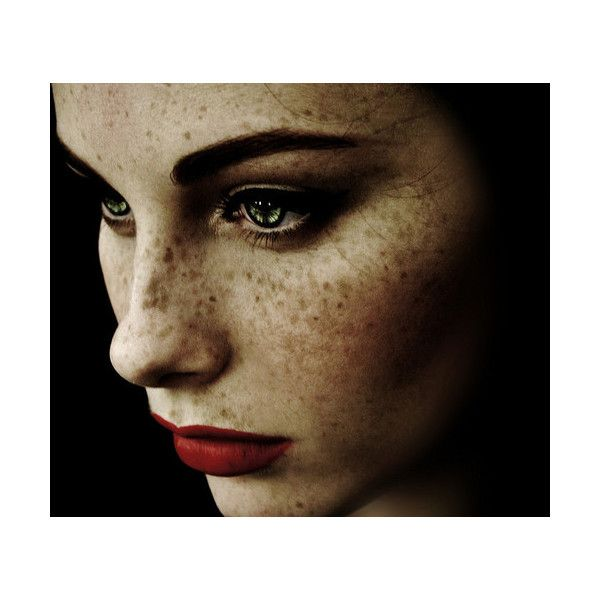 freckles / lips / eyes ❤ liked on Polyvore featuring beauty products, people, pictures, models, girls and photos