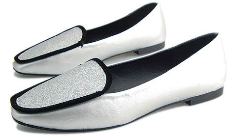 #chicnova                 #Clothing                 #Silver-tone #Flat #Shoes #with #Square #Sequin #Front                        Silver-tone Flat Shoes with Square Toe and Sequin Front                                                 http://www.seapai.com/product.aspx?PID=4844598