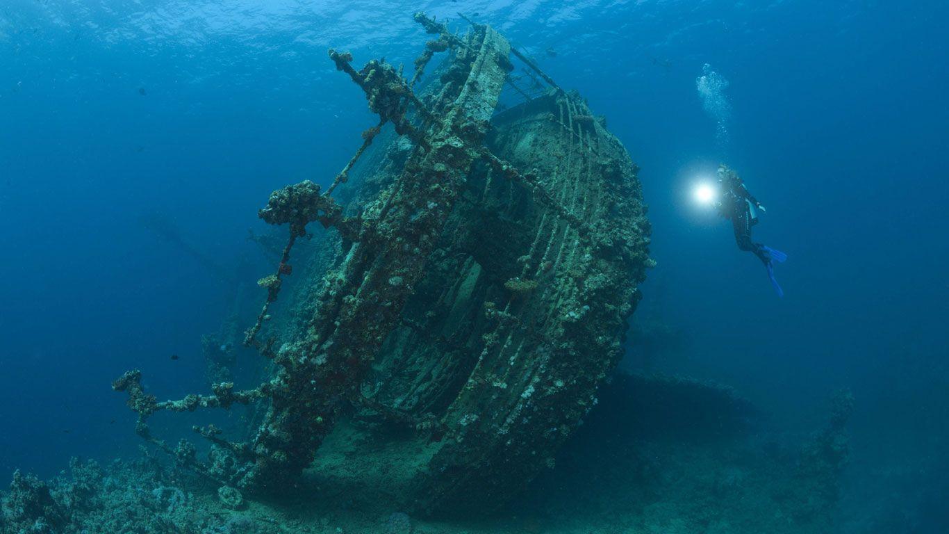 ältestes Schiffswrack Der Welt