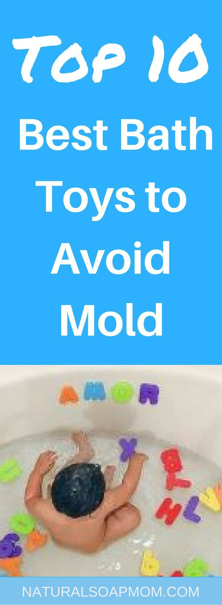10 Best Bath Toys to Avoid Sneaky Mold Growth In Your Tub | Bath ...