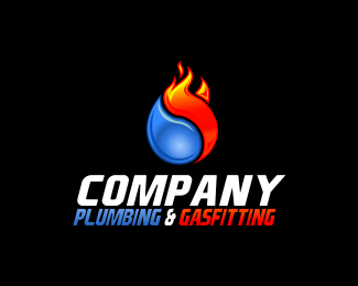 Heating And Cooling Logo Design Perfect Logo For Heating And