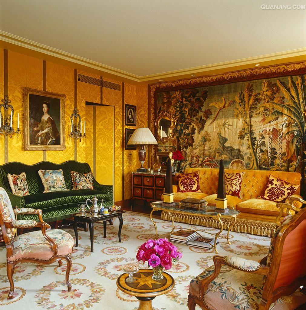 Sitting Room In London, Alidad Design