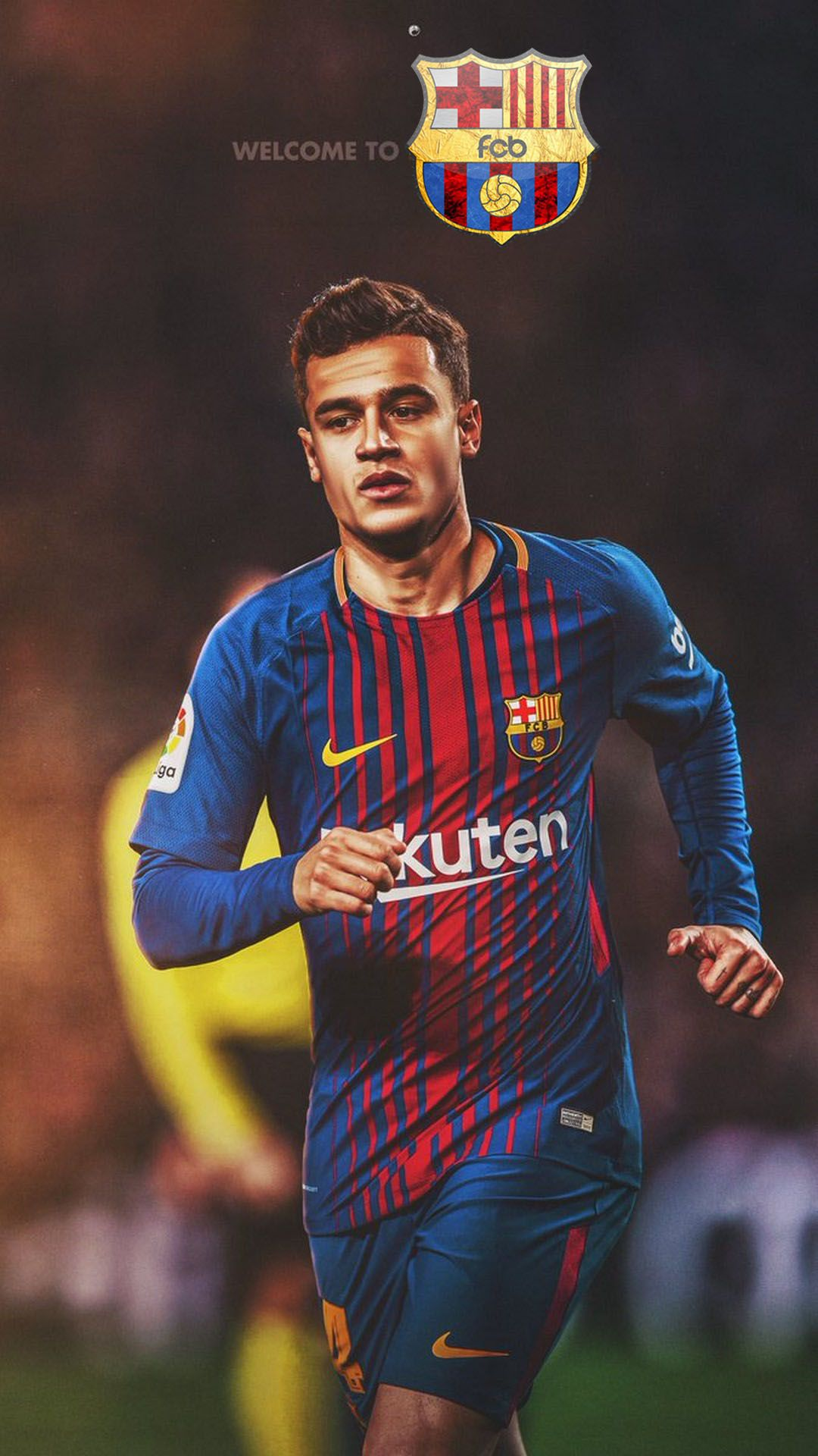 Barcelona Coutinho Wallpaper Android 2019 Android Wallpapers