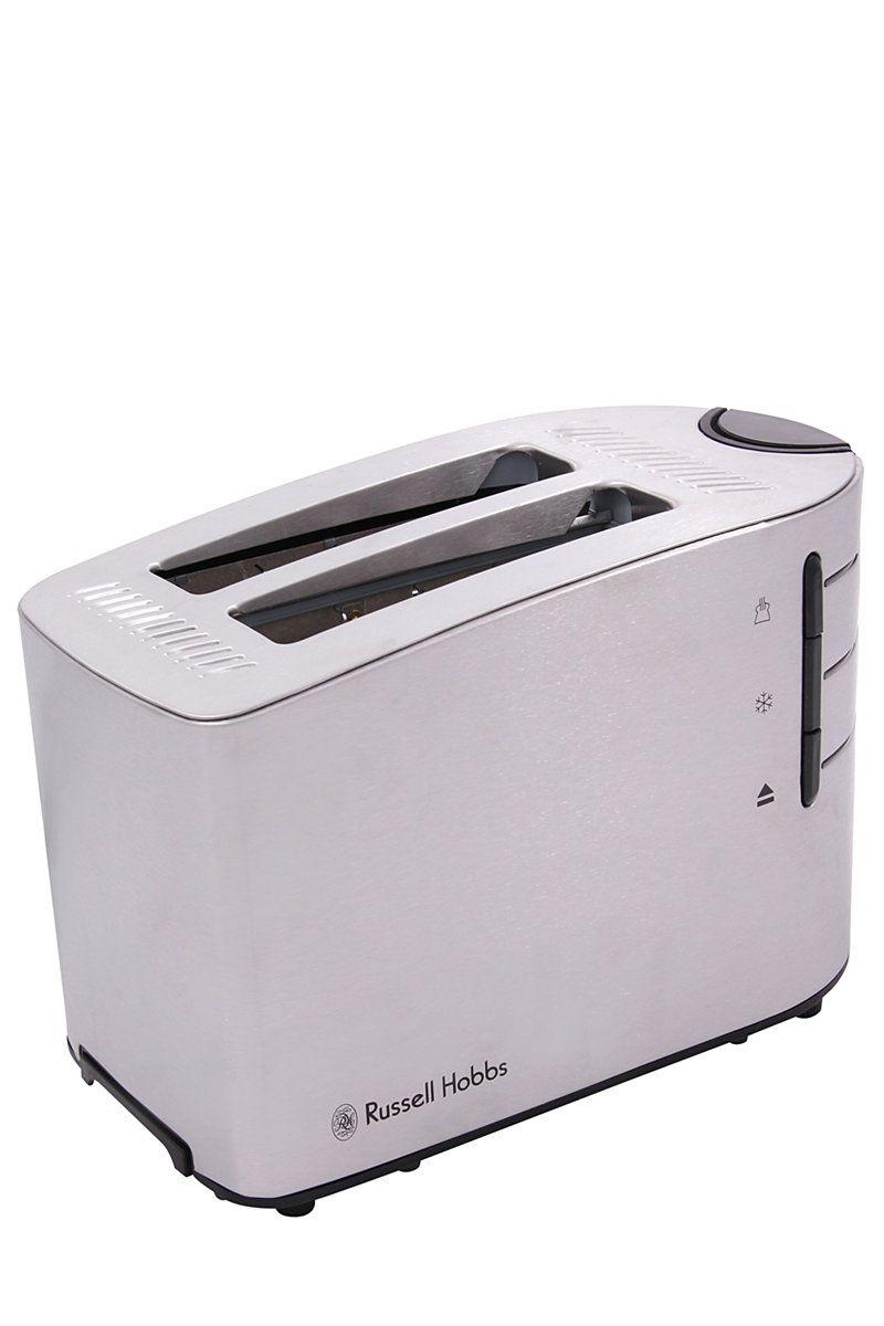 Russell Hobbs 2 Slice Satin Toaster Mrphome line Shopping