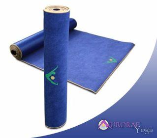 Win an Aurorae Synergy Yoga Mat!