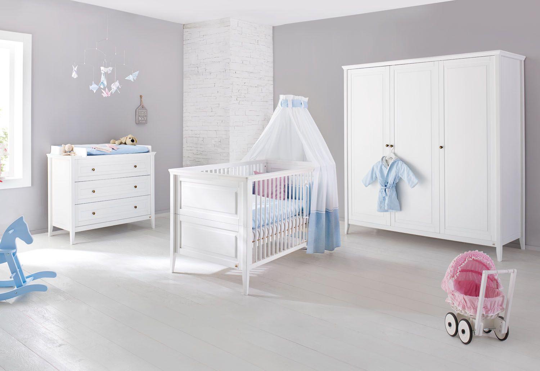 Kinderzimmer Smilla breit groß von Pinolino in Ihrem