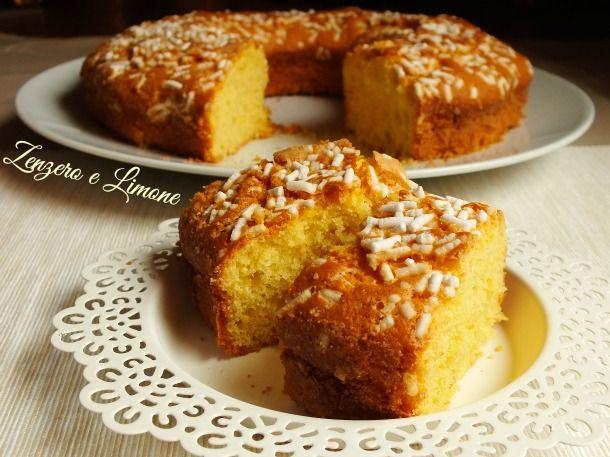 Dolci Da Credenza Ricette : Ciambella della nonna ricette in italiano cake
