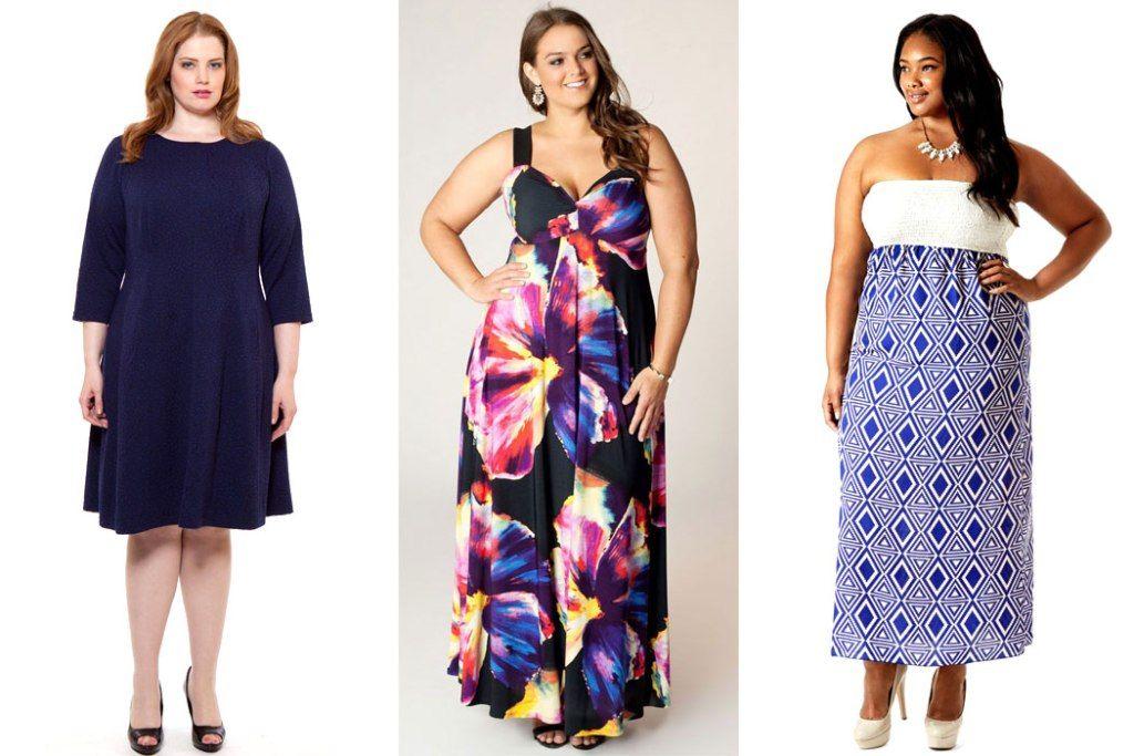 Rectangle Body Shape – Plus Size Fashion Tips in 2019 | Plus ...