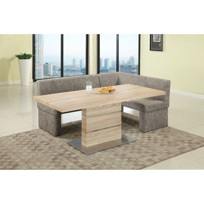Wade Logan Labrenda Dining Table Base Plate | Products | Pinterest