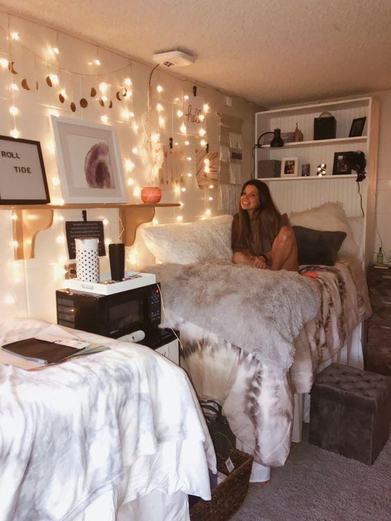 Beautiful Dorm Room