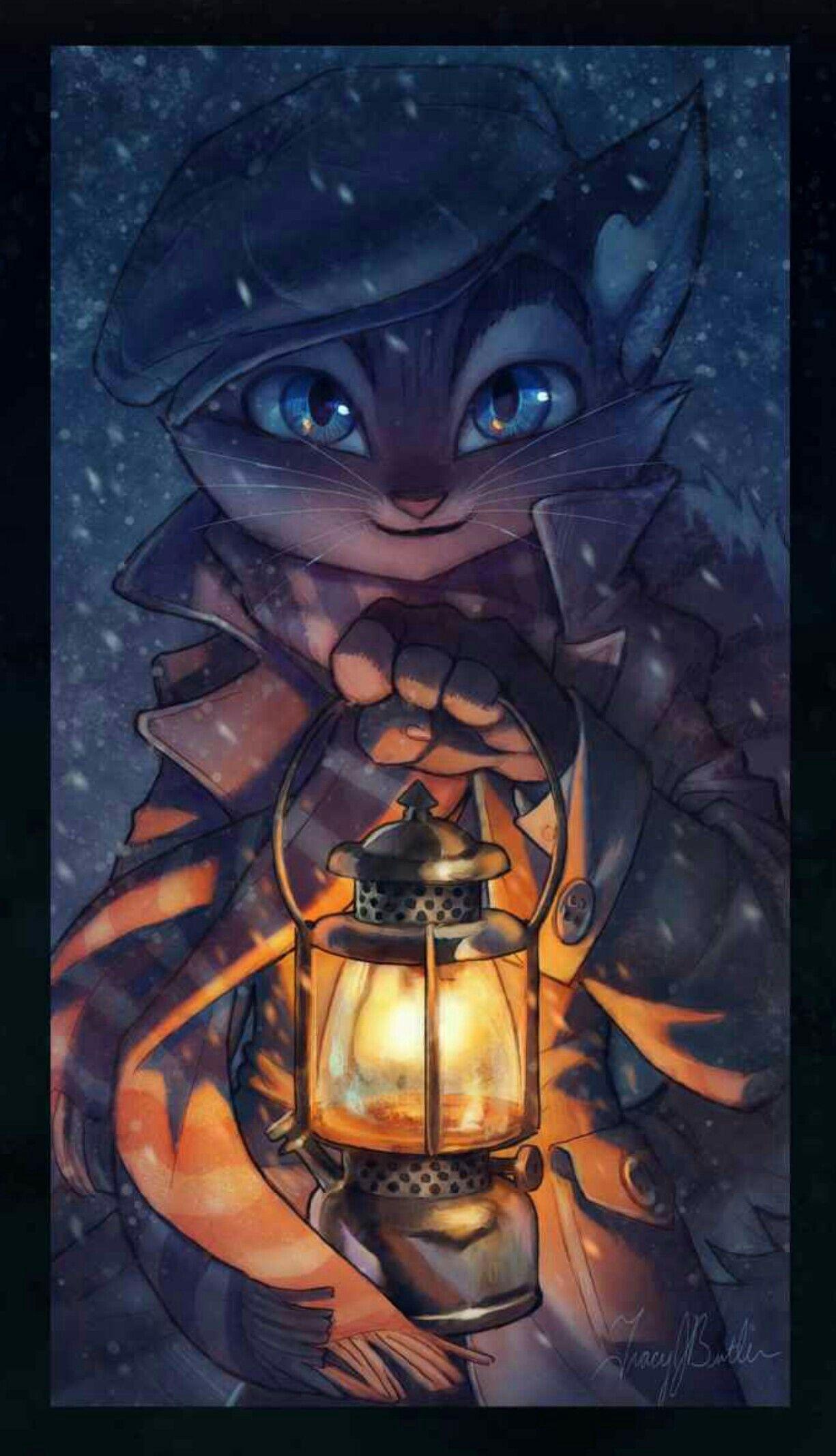 Lackadaisy Winter Time Web Comics in 2019 Furry art