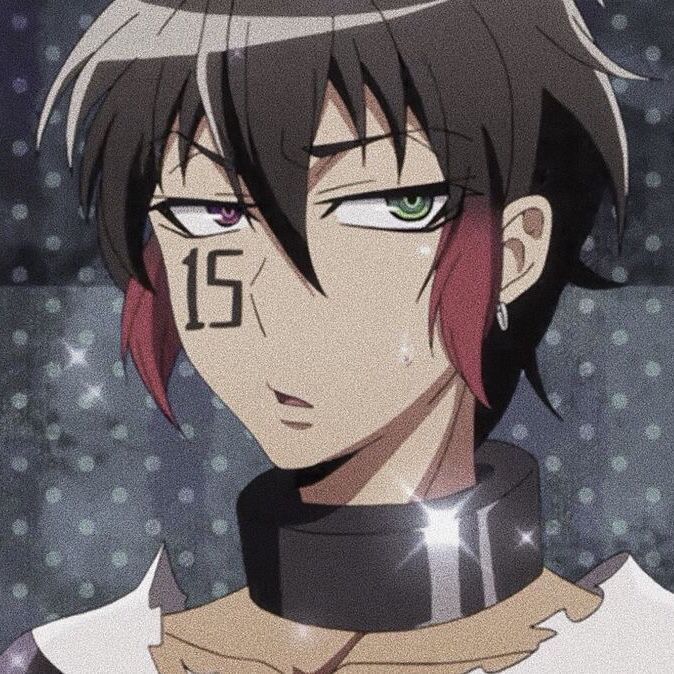 Jyugo Nanbaka Anime Anime Characters Aesthetic Anime