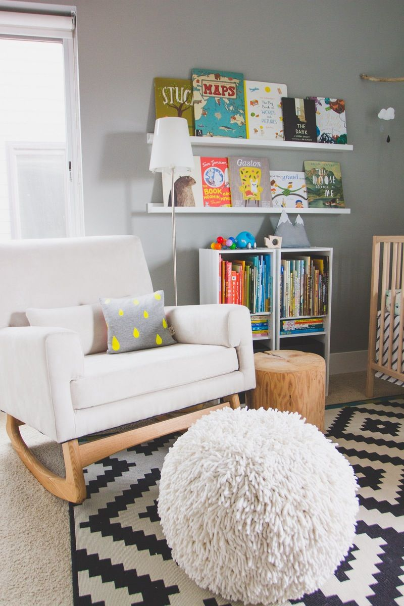 henry's balanced 'lagom' nursery | baby room | pinterest | seattle