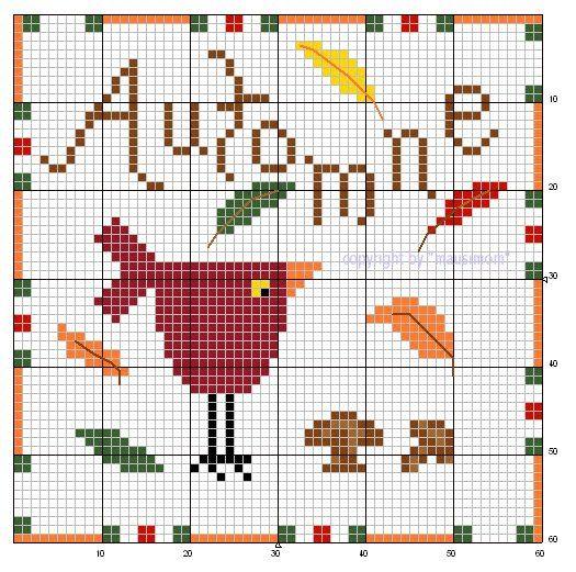 mausimom\'s Vogel-Freebies: 1-2-3-4-Vogel französisch | Stitching up ...