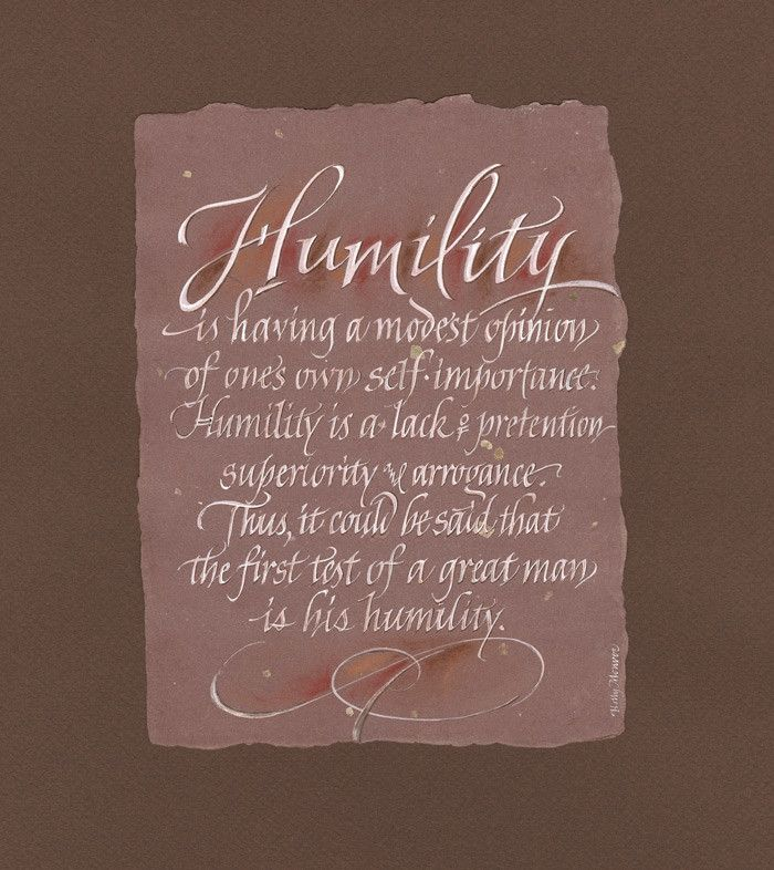 It is a photo of Exhilarating Litany of Humility Printable