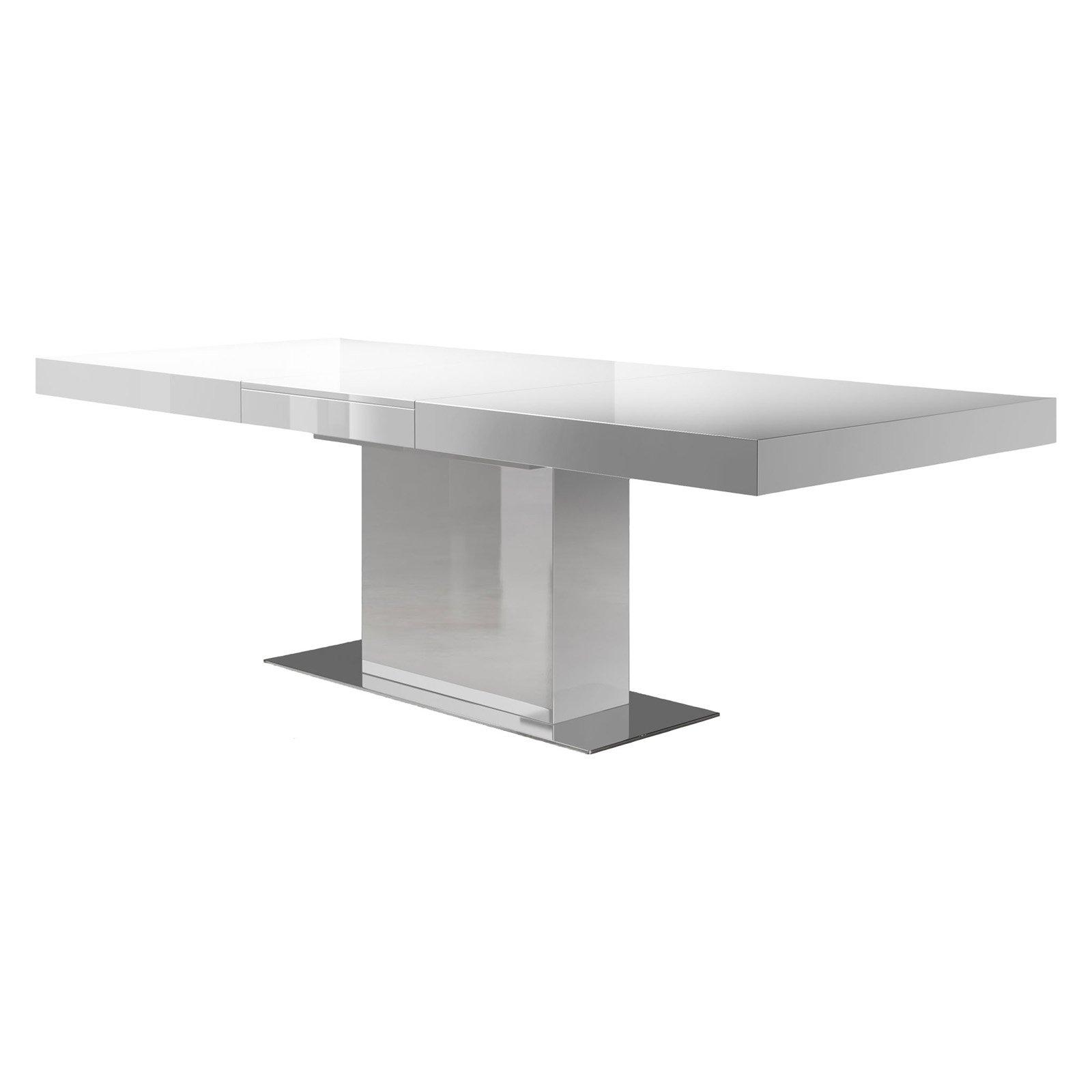 Modloft Astor Rectangle Dining Table Wenge In 2019