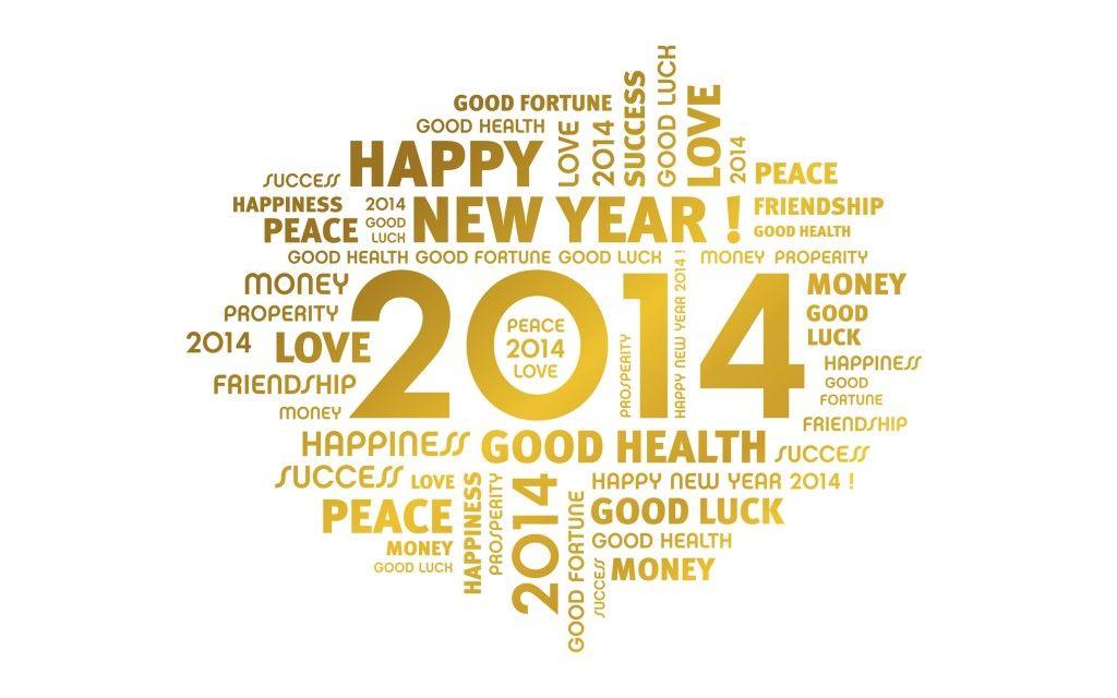 happy new year 2014 | Christmas ☆ New Year | Pinterest