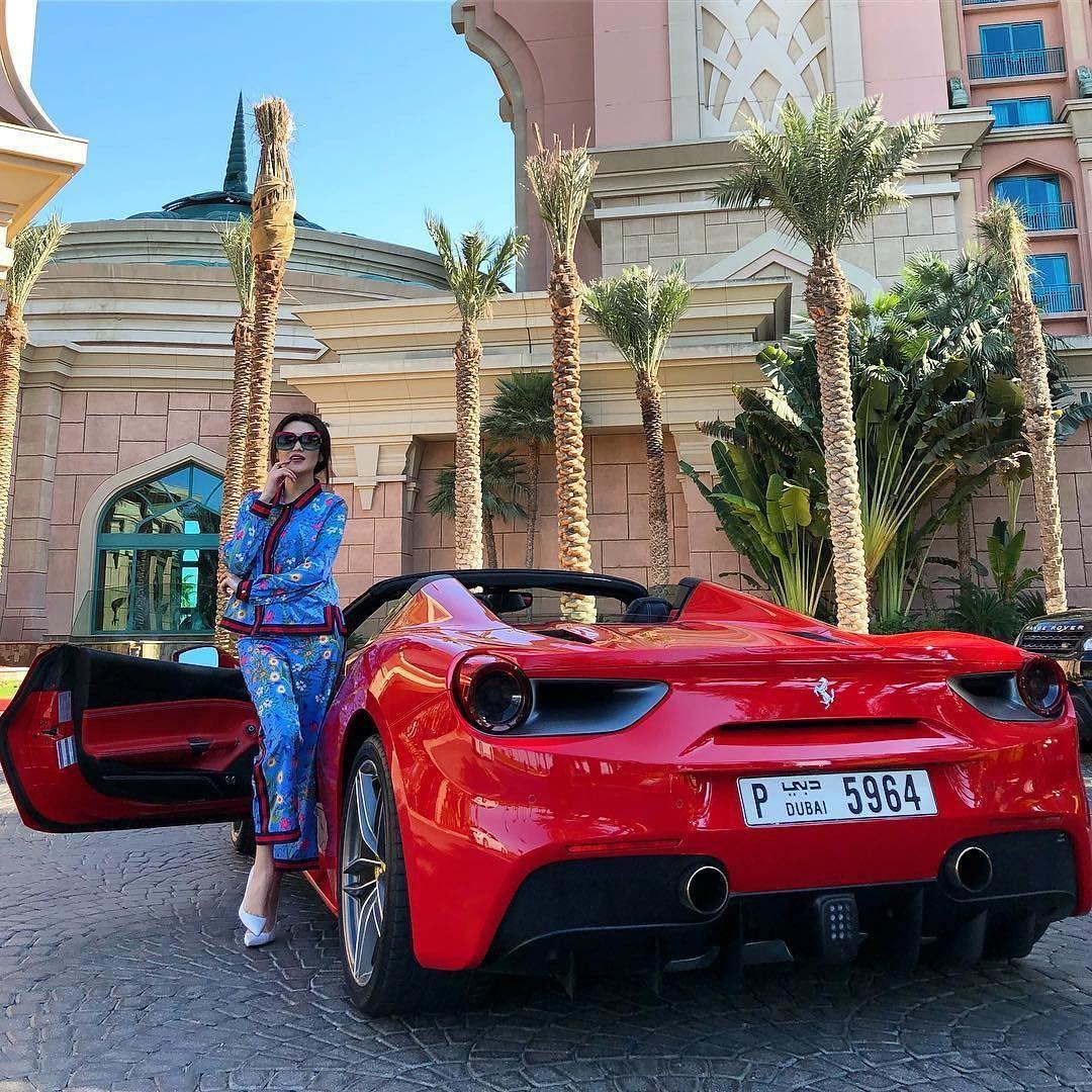 Rent Ferrari 488 Spyde Rental Dubai Luxury Car Rental Super Cars Dubai Cars
