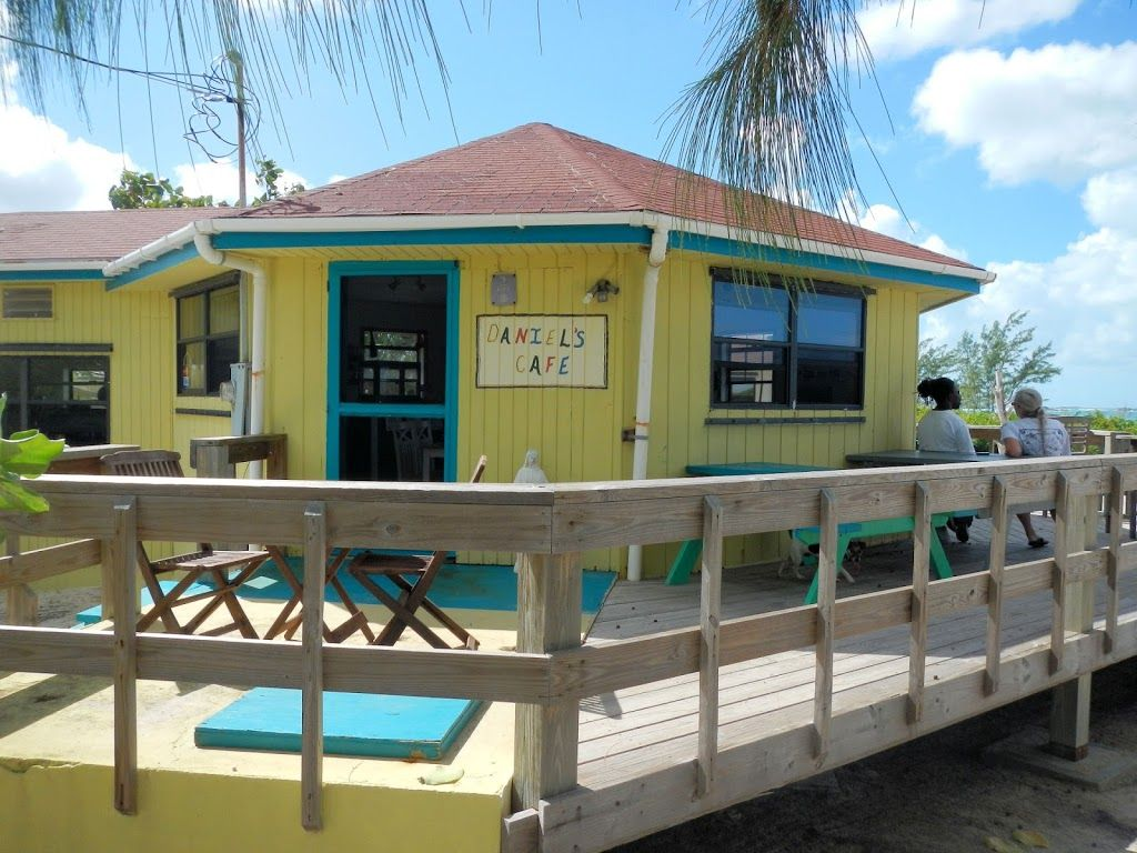 Daniels Cafe Middle Caicos Turks and Caicos Vacation