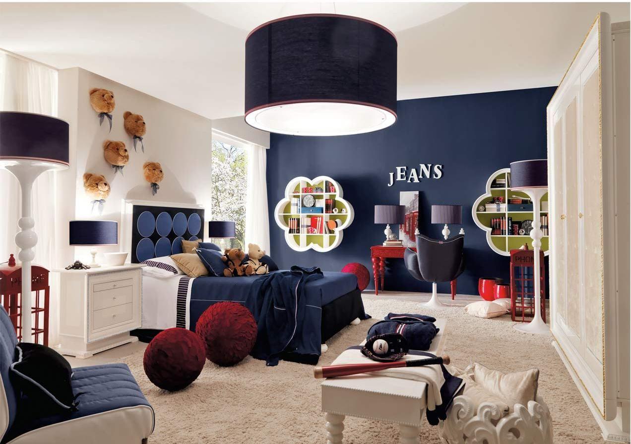 Luxury Bedrooms For Teenage Boys design boy room. zamp.co