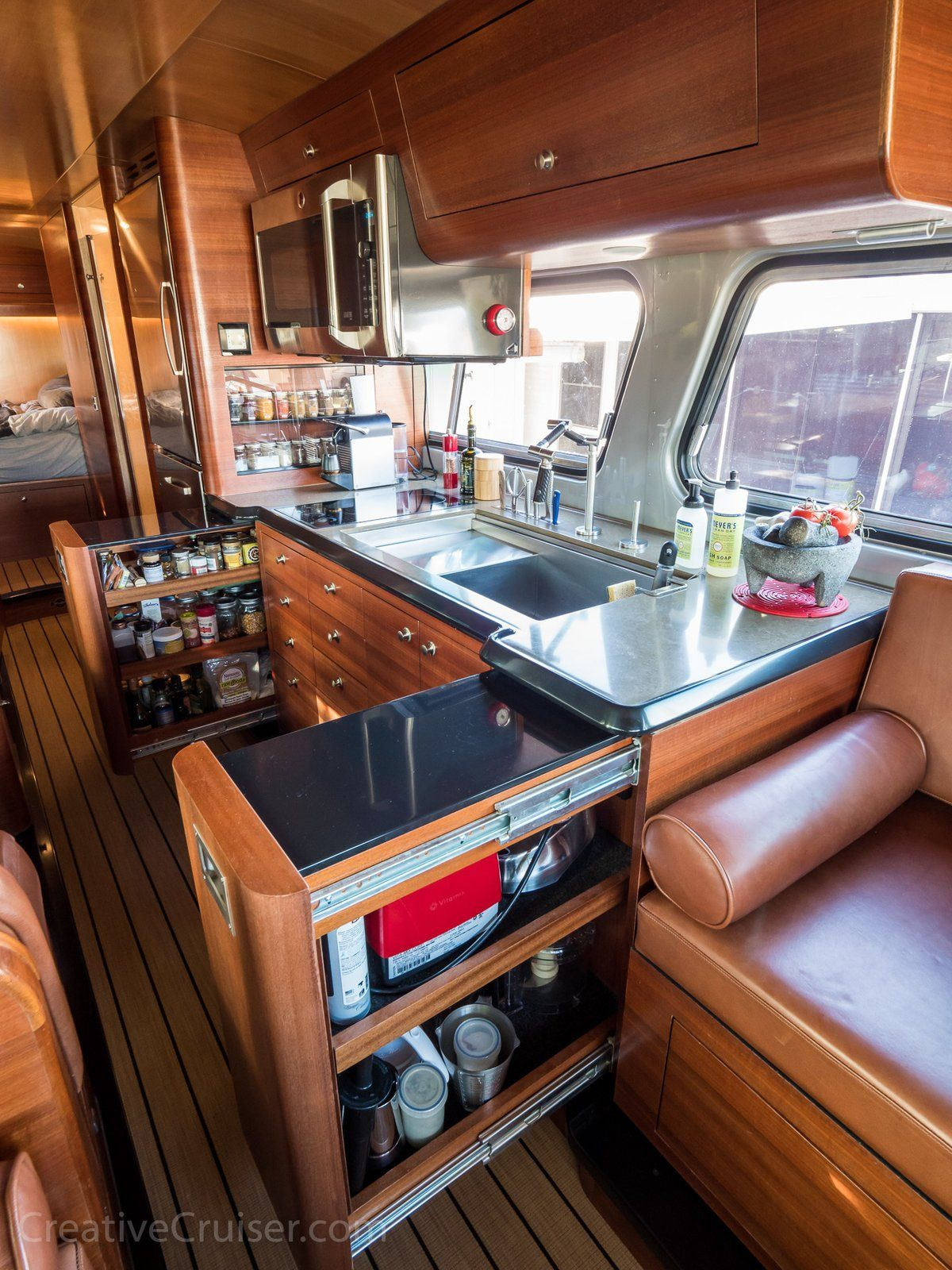 The creative cruiser by ben willmore appliance garage