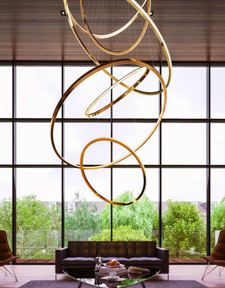 lampadari-moderni-di-design | Iluminat | Pinterest | Lampadari ...
