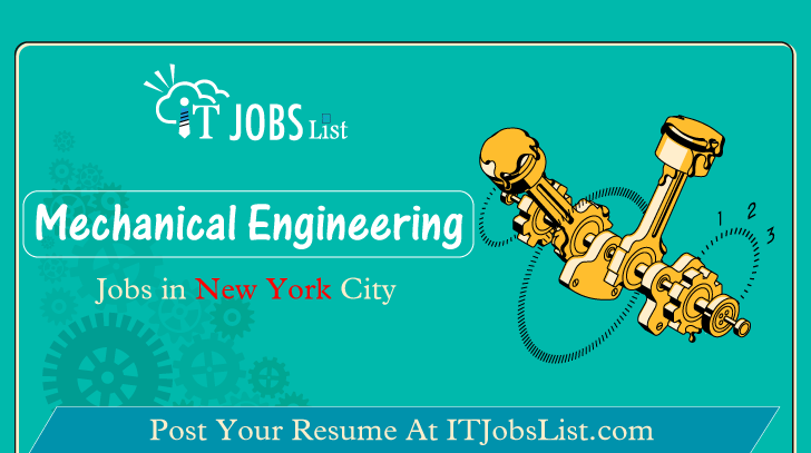 Are You Looking For Mechanical Engineering Jobs In Newyork City 100 Mechanical Enginee Mechanical Engineering Jobs Engineering Jobs Mechanical Engineering