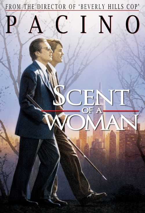 The Scent Of A Woman Poster Google Search Inspiration Movies