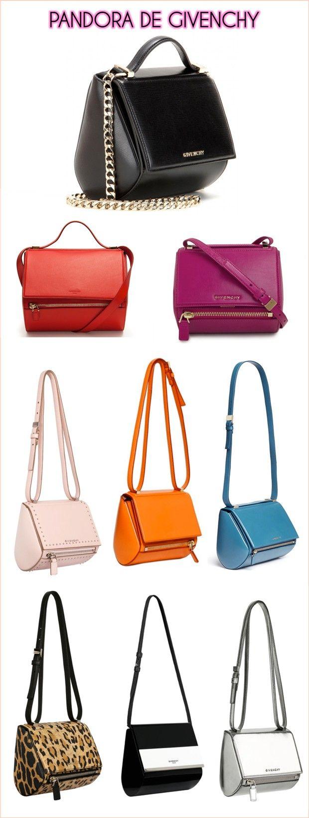 BOLSA DESEJO GERAL: PANDORA BOX, DA GIVENCHY - Fashionismo