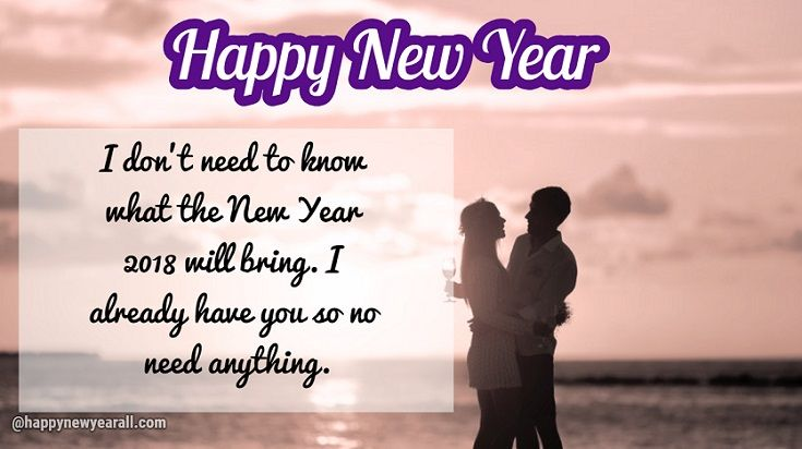 new year quotes for lover one important part of individuals life