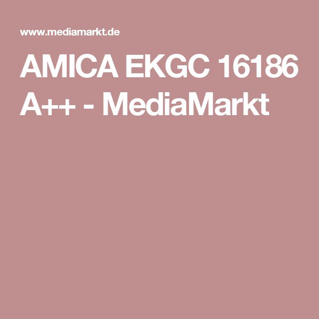 AMICA EKGC 16186 A++   MediaMarkt
