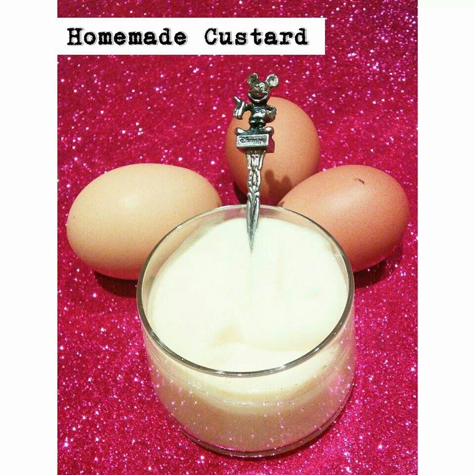 Homemade custard this recipe comes from alison simon holsts homemade custard this recipe comes from alison simon holsts book baby food beyond i often double the recipe and use the egg whites to make forgotten forumfinder Gallery
