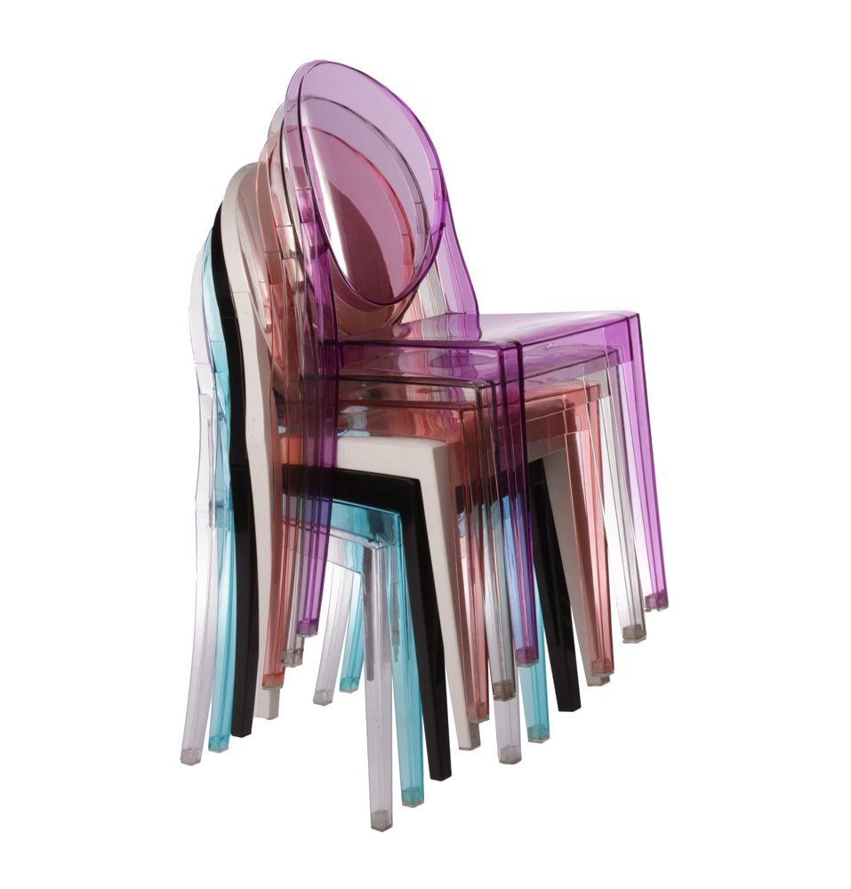 replica philippe starck victoria ghost chair by philippe starck  - replica philippe starck victoria ghost chair by philippe starck  matt blatt