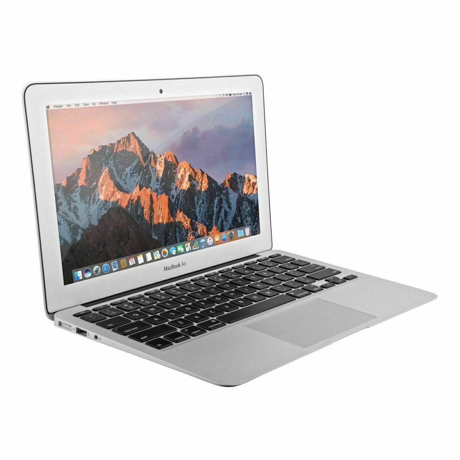 eBay Apple MacBook Air Core i5 1.6GHz 4GB RAM 128GB SSD