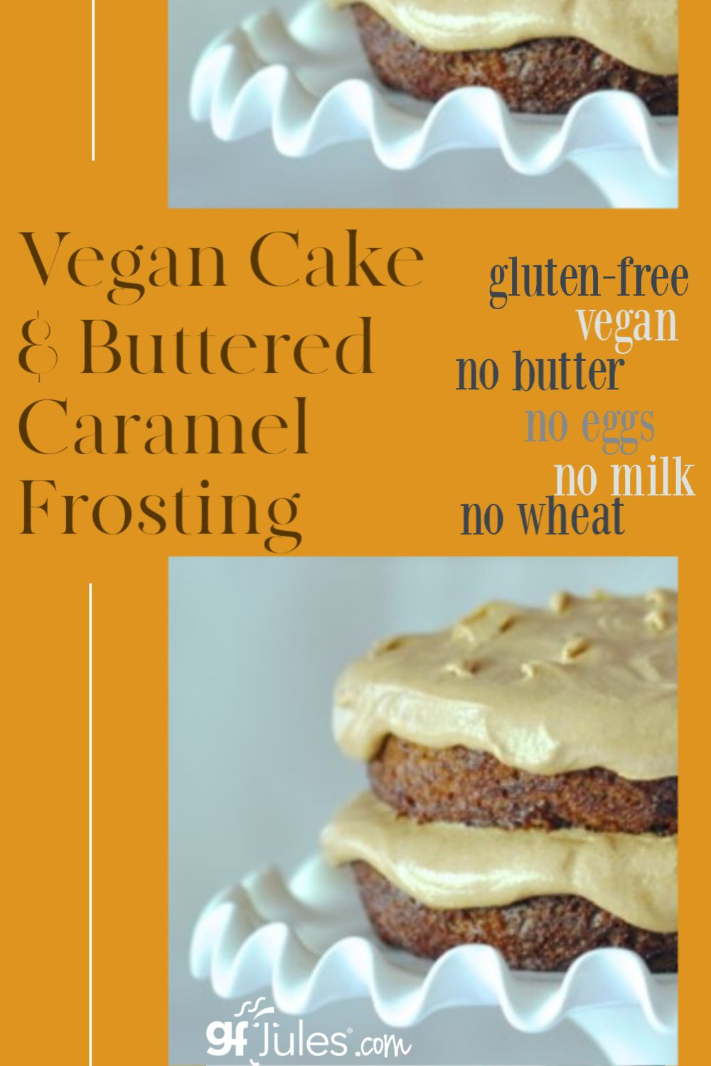 Gluten Free Apple Butter Cake It S Vegan Easy Made W Gfjules Flour In 2020 Apple Butter Cake Vegan Caramel Apple Butter