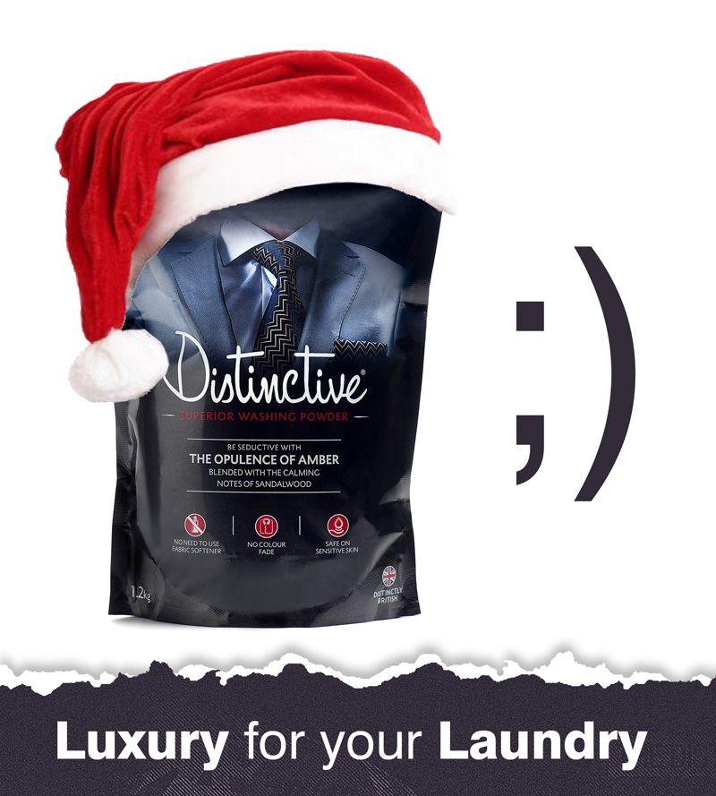 Bedistinctive This Christmas Detergent Washing Powder Laundry