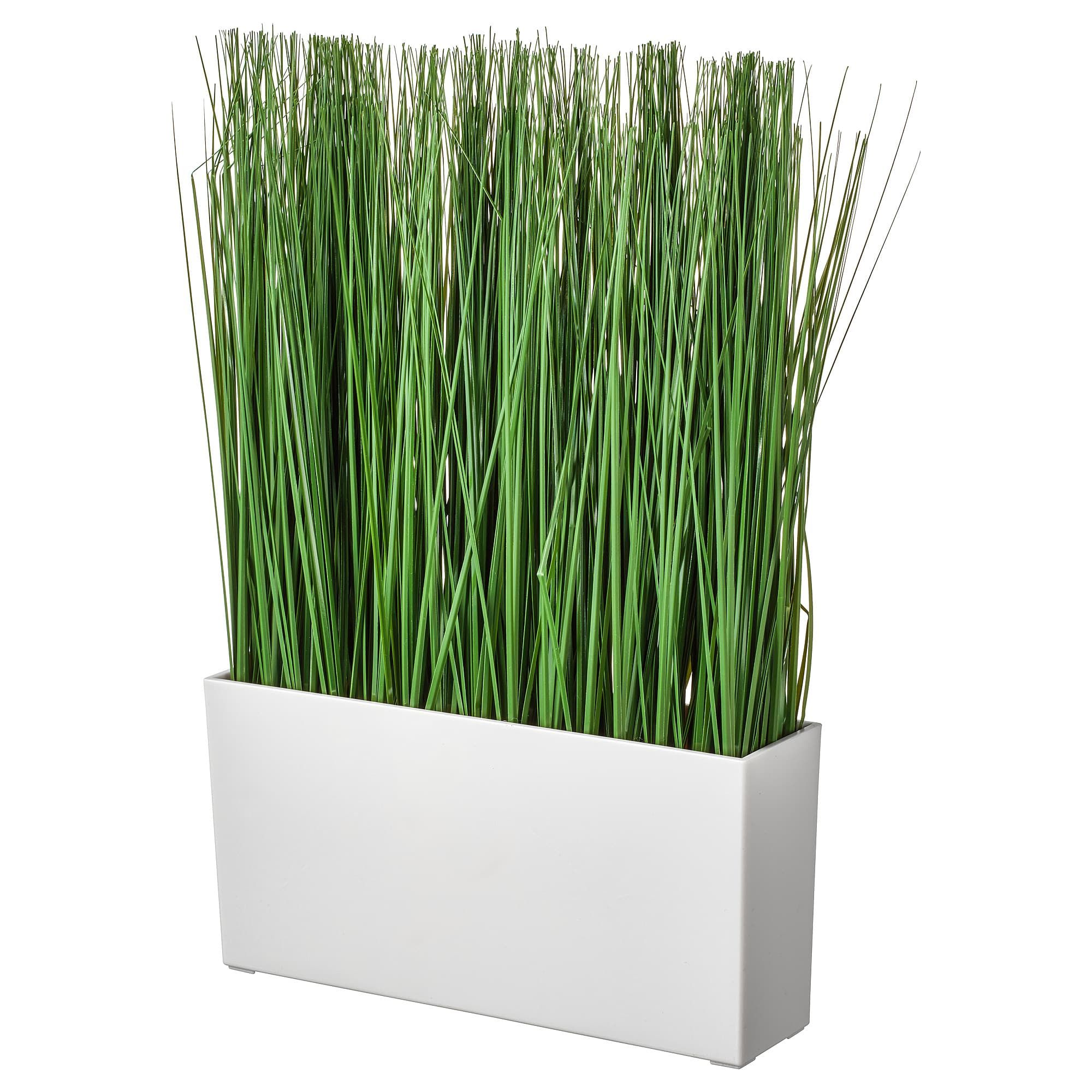 Fejka Artificial Potted Plant With Pot Grass Artificial Potted Plants Artificial Plants Artificial Grass