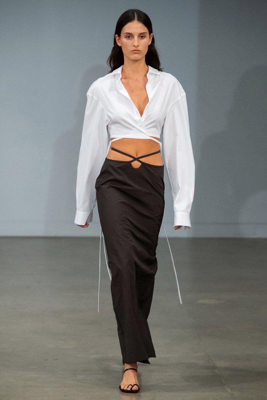 Christopher Esber Australia Resort 2020 Fashion Show