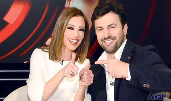 Teem Al Hassan Is Happy With His Wife Arab Celebrities Tv Presenters Celebrity News