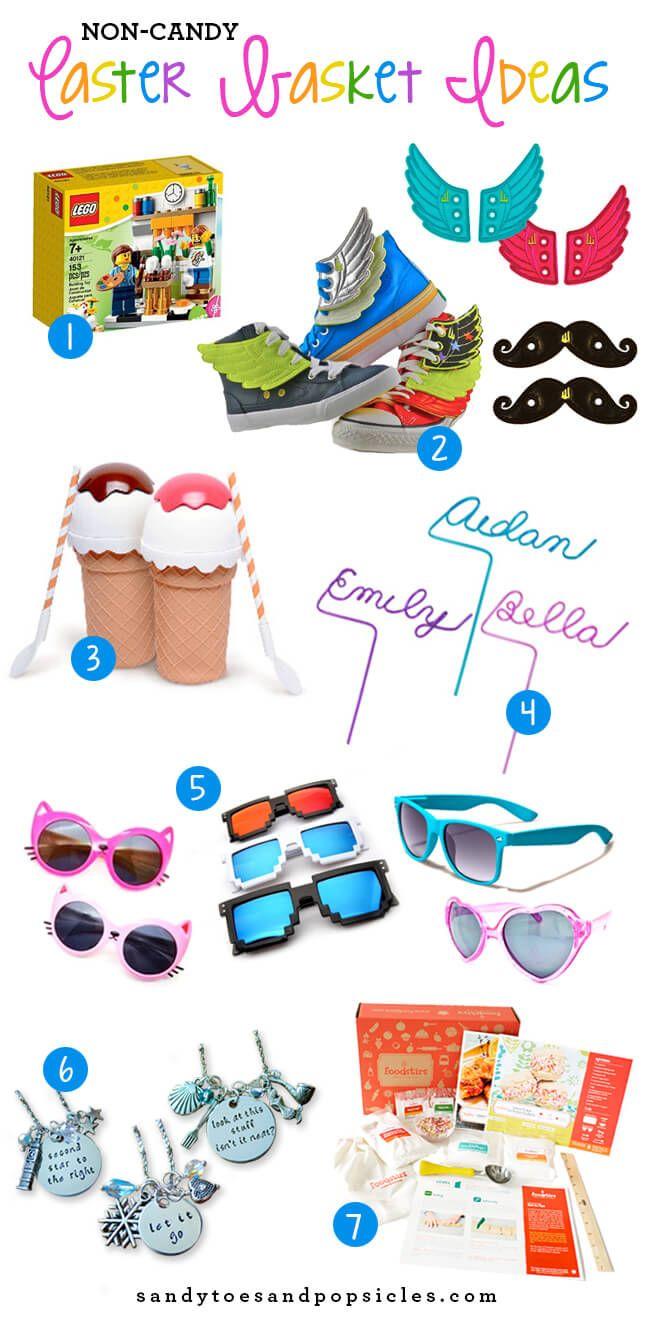 Fun non candy easter basket ideas basket ideas easter baskets and fun non candy easter basket ideas negle Gallery