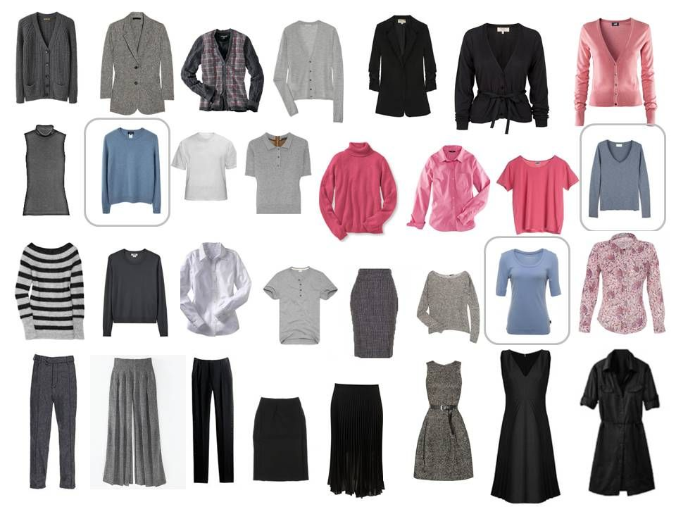 great palette for salt and pepper gray hair french on extraordinary clever minimalist wardrobe ideas id=17188